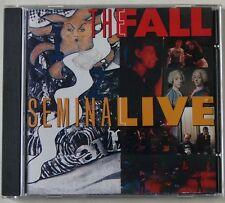 THE FALL / MARK E. SMITH / SEMINAL LIVE / BEGGARS BANQUET RCA USA 1989