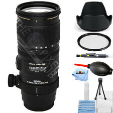 Sigma 70-200mm f/2.8 EX DG APO OS HSM for Canon!! STARTER BUNDLE BRAND NEW!!