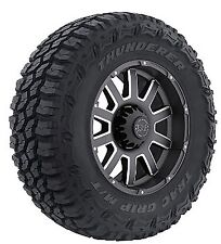 4 NEW TIRE(S) 35X12.50R18LT 123Q THUNDERER M/T R408 E/10 PLY MUD TIRES 35125018