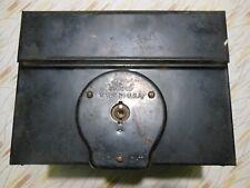 Ford Model T Coil Box w Switch, Lid, & Insulators Excellent Original No Rust