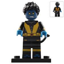 Nightcrawler - Marvel Comics Lego Moc Minifigure Gift Toy Collection