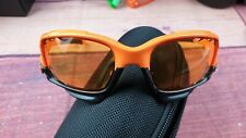 OAKLEY 'Jawbone' Sunglasses + 2 x Extra Lenses EXCELLENT Condition