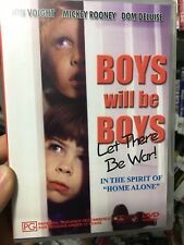 Boys Will Be Boys region 4 DVD (1999 Jon Voight family comedy movie) rare