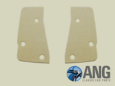 TRIUMPH SPITFIRE, GT6,TR5, TR250,TR6, STAG DOOR CATCH PLATE PACKING SHIMS BHH341