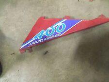 polaris sport 400L red right side tank panel cover 350L trail boss 92 1994 1995