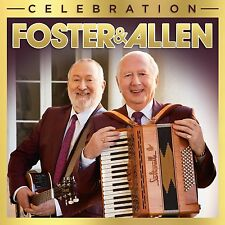 FOSTER & ALLEN CELEBRATION CD ALBUM (New Studio Album) (October 2nd 2015)