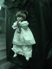 dybbuk Doll belong to a little girl named Bella Noella highly Active Energy EVP