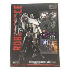 NE-01 Megamaster Masterpiece Transformers Action Figure Christmas Gift Kids Toy