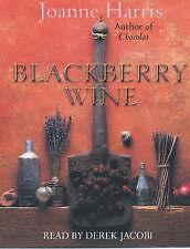 Blackberry Wine by Joanne Harris (Audio cassette, 2002)
