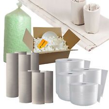 Verpackungsmaterial Luftpolsterfolie Schrenzpapier Seidenpapier Verpackungschips