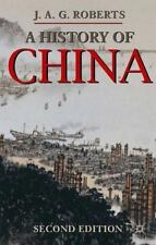A History of China: Second Edition (Palgrave Essential Histories)-ExLibrary