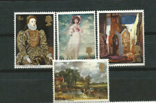 Great Britain Scott# 568/571 MNH Painting
