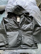 Supreme x Barbour Wax Lightweight Waxed Cotton Field Jacket Black Large Rare
