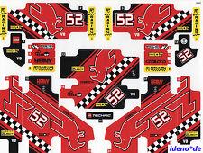 LEGO Aufkleber Sticker Technic Technik 42041 Racing Truck 8041 Neu