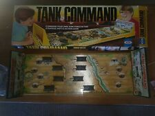 Vintage Tank Command Ideal Games 1975 Collector's Item