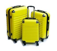 Lightweight Luggage Suitcase Cabin Case Trolley Hard Bag Travel Shell Ryanair 17
