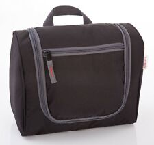 travelite Travel Kit Cosmetic Bag L Kulturbeutel Tasche Schwarz
