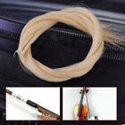 2x Bogenhaare 83cm Rosshaar Bow Hair Haar für Geigen Violin Viola Cello Erhu ly