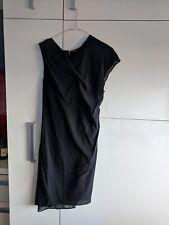 Satch Size 6 Black Dress