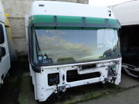 Mercedes Benz MEGASPACE cabins,  few colour in stock (MB breaking for parts)