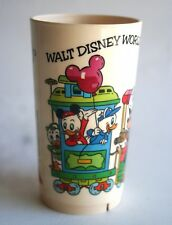 Vintage Walt Disney World Deka Plastics Inc Cup Made in Elizabeth Nj Usa No. 540