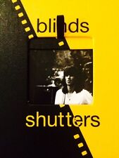 BLINDS AND SHUTTERS-GENESIS PUBLICATIONS-1990 1st-Signed by ERIC CLAPTON and 11