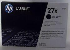 HP Toner 4000 4050 New C4127X Genuine 27X High Yield Box Has Been Opened