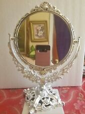Double sided Cosmetic mirror Round