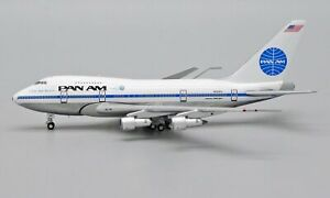 """JC Wings Pan Am Boeing B747SP """"Clipper New Horizons"""" with Commemorative Flight 5"""