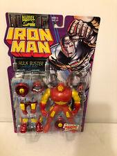 Hulk Buster Iron Man Action Figure Marvel Comics Toybiz 1995