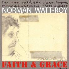 Norman Watt-Roy : Faith & Grace CD (2013) ***NEW***
