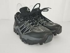 Cannondale CS  Mountain Bike Shoes Womens Size 6 Black Lace up 2 Cleat Nov 2006