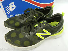 New Balance 711 Women's Running Shoes Green Polka Dot Black 7 Medium