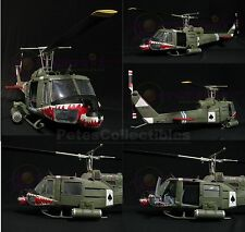 Merit - JSI 60007 BELL UH-1B IROQUOIS HUEY HELICOPTER 1:18 SCALE LIMITED