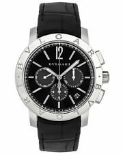 Bvlgari Bvlgari Chronograph Automatic Men's Watch 102043