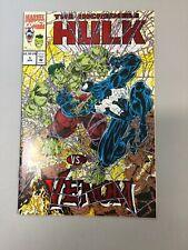 The Incredible Hulk Vs. Venom Marvel Comics 1994