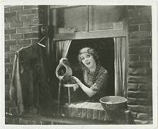 "Mary Pickford 1925 ""Little Annie Rooney"" Movie Publicity Still 8""x10"" glossy b/w"