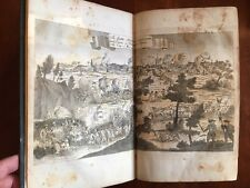 RARE 1853 History Buccaneers of America, New England Piracy PIRATES Double-Plate