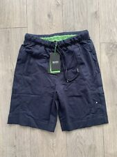 "HUGO BOSS SHORT SWIM KILLFISH NAVY//BLUE SIZE XLARGE 36 ""WAIST £34.99"