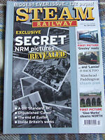 STEAM RAILWAY MAGAZINE JUN/JUL 2006 GRESLEY LAMIEL MINEHEAD PADDINGTON STEAM PLA