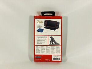 Hybrid Cover Case - Zelda Leatherette - Nintendo Switch(617885016844)