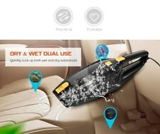 Car Vacuum Cleaner 12V Cordless Handheld Auto Vacuum Sweeper for Vehicle Home
