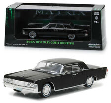 1965 Lincoln Continental The Matrix 1:43 GreenLight 86512