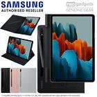 Genuine Original SAMSUNG Book Cover Flip Case for Galaxy Tab S7/ Plus/ + Case