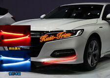 For Honda Accord 2018-2019 LED DRL Front Bumper Fog Lamp Daytime Running Lights