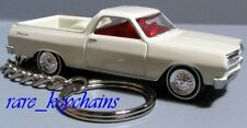 keychain 1965 Chevy El Camino Chevelle model key chain keyring 1964 1966 1967
