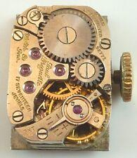 Paul Breguette Wristwatch Movement - Good Balance - Sold for Parts / Repair