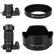 1+1 Lens Hood fr Nikon Z50 16-50mm & 50-250mm Dual Lens Kit Replace HN-40 HB-90A