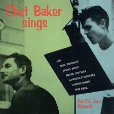 Chet Baker - Sings [New CD] Spain - Import