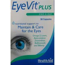 HEALTH AID EYE VIT PLUS - 30 CAPSULES